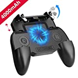 Mobile Game Controller with 4000mAh Power Bank and...