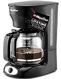 Mueller 12-Cup Drip Coffee Maker, Auto Keep Warm...