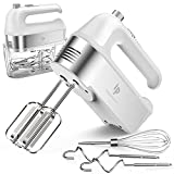 Hand Mixer Electric, 450W Kitchen Mixers with...
