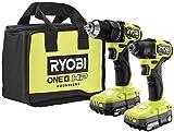 Ryobi ONE+ HP 18V Brushless Cordless Compact 1/2...