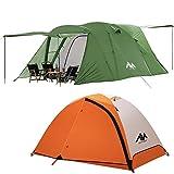 AYAMAYA Camping Tents for 6-8 Person and...
