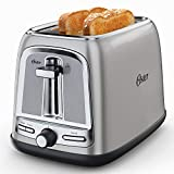 Oster 2-Slice Toaster with Advanced Toast...
