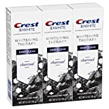 Crest Charcoal 3D White Toothpaste, Whitening...