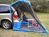 TailVeil Vehicle SUV Tent + Rainfly Super Easy and...