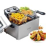 Secura Electric Deep Fryer 1800W-Watt Large...