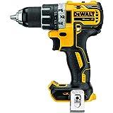 DEWALT 20V MAX XR Brushless Drill/Driver, Compact...