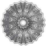 Nordic Ware Cut Crystal Cast Bundt Pan, 10 Cup...