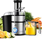 KOIOS Centrifugal Juicer Machines, Juice Extractor...