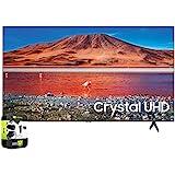 SAMSUNG UN50TU7000FXZA 50 inch 4K Ultra HD Smart...