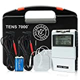 TENS 7000 Digital TENS Unit With Accessories -...