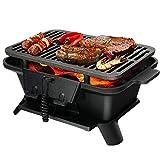 Giantex Charcoal Grill Hibachi Grill, Portable...