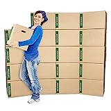 Medium Moving Boxes (20-Pack) - Brand: Cheap Cheap...