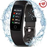 Waterproof Health Tracker, MorePro Fitness Tracker...