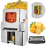 VBENLEM 110V Commercial Orange Juicer Machine,...