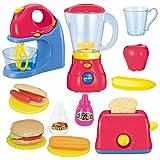 JOYIN Assorted Kitchen Appliance Toys with Mixer,...