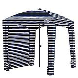 Qipi Beach Cabana - Easy to Set Up Canopy,...