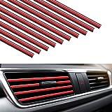 20 Pieces Car Vent Outlet Trim Car Interior...