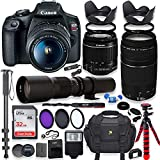 Canon EOS Rebel T7 DSLR Camera with 18-55mm is II...