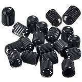 25 Pack Tyre Valve Dust Covers - Plastic Tire Caps...
