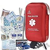 deftget 163 Pieces First Aid Kit Waterproof IFAK...
