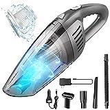 Portable Cordless Handheld Vacuum Cleaner, 8000PA...