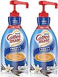 Nestle Coffee mate Coffee Creamer, French Vanilla,...