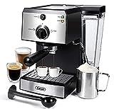 Gevi Espresso Machines 15 Bar Fast Heating...