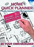 Home Quick Planner: Reusable, Peel & Stick...