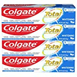 Colgate Total Whitening Toothpaste with Stannous...