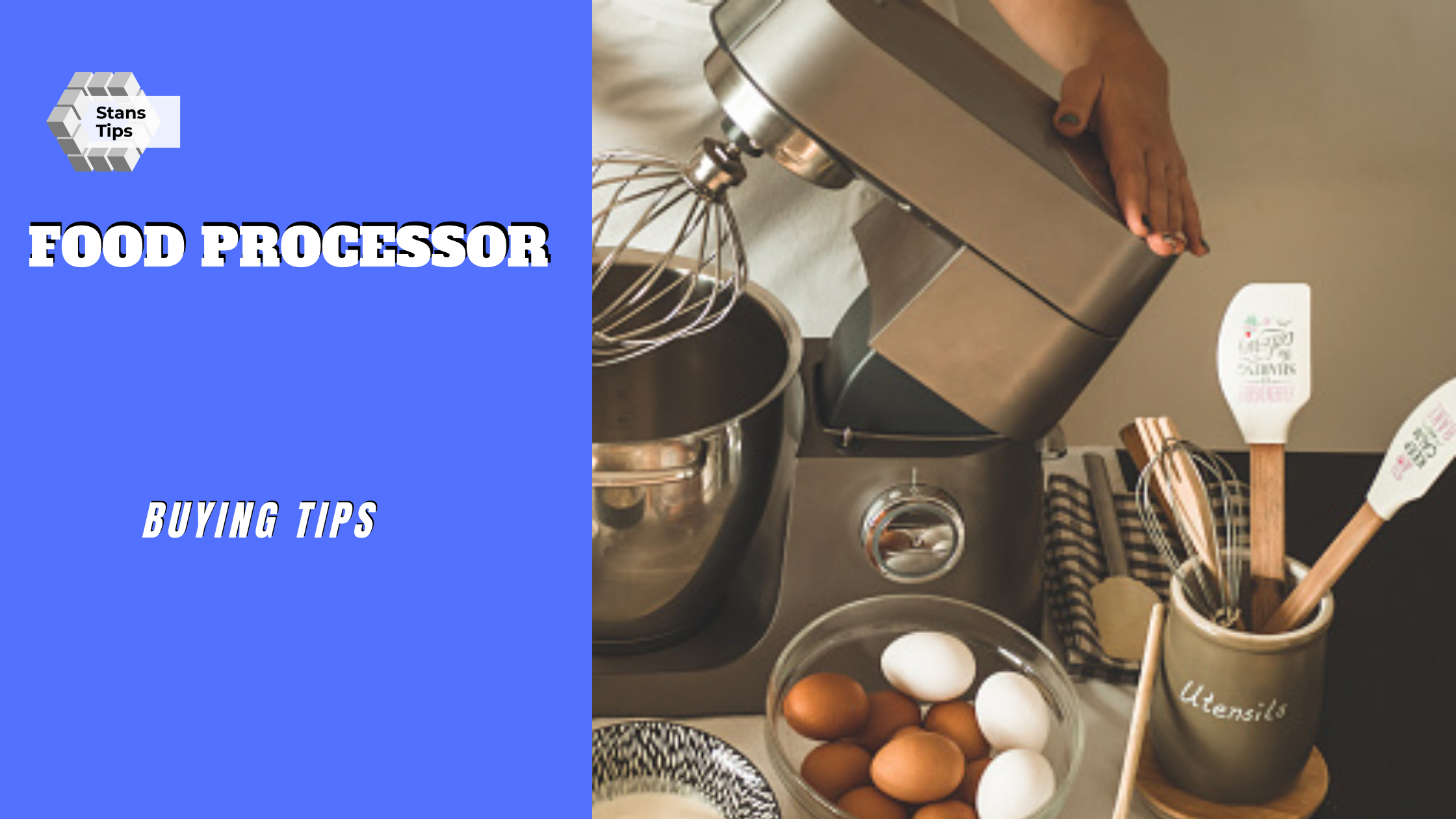 Food processor buying tips