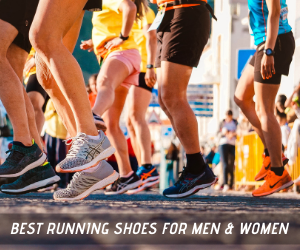 best running shoes for men and womens