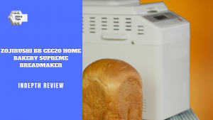 Zojirushi bb cec20 home bakery supreme breadmaker review