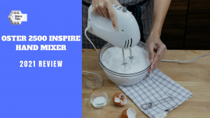 Oster 2500 inspire hand mixer review