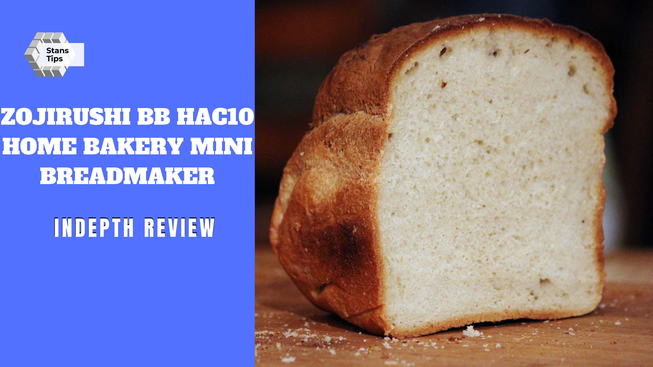 Zojirushi bb hac10 home bakery mini breadmaker review