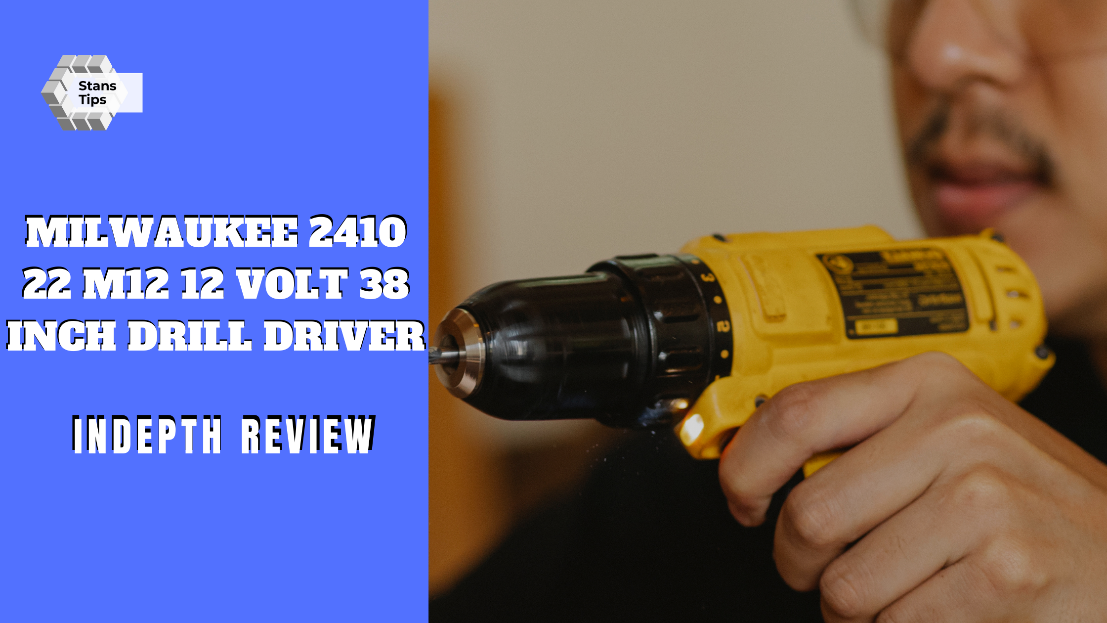 Milwaukee 2410 22 m12 12 volt 38 inch drill driver review