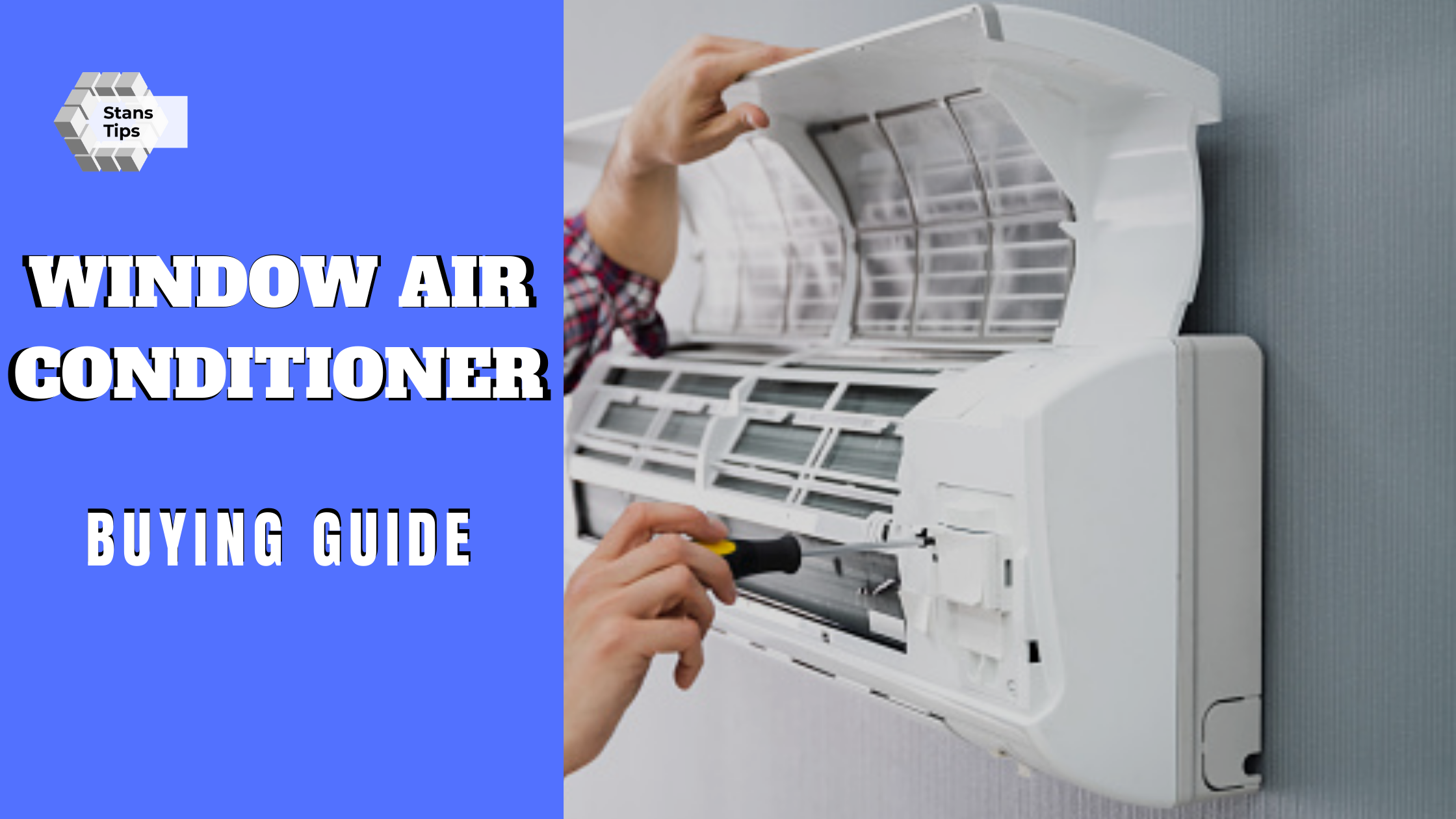 Window air conditioner buying guide in 2021