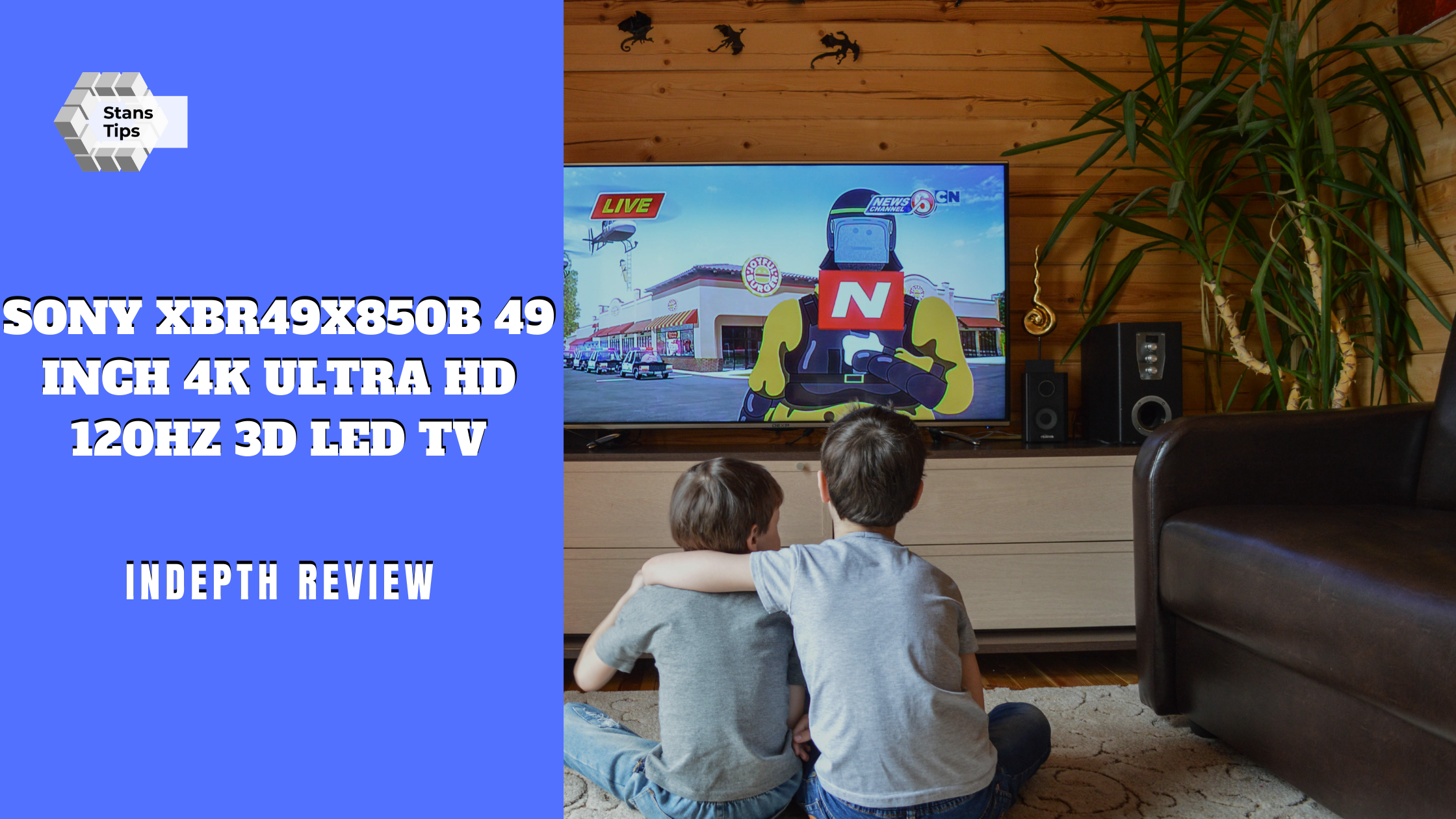 Sony xbr49x850b 49 inch 4k ultra hd 120hz 3d led tv review