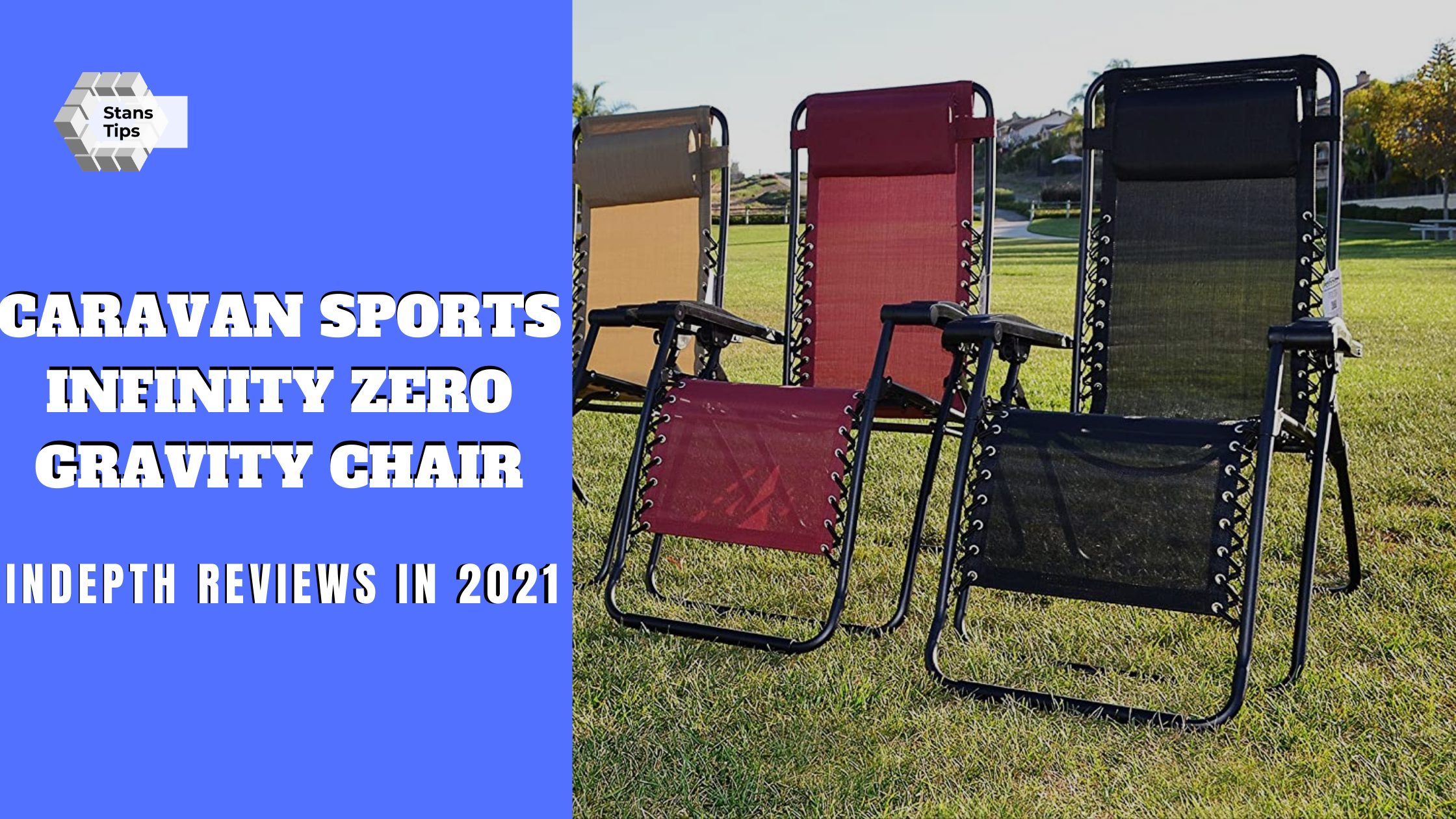 Caravan sports infinity zero gravity chair review