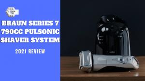 Braun series 7 790cc pulsonic shaver system