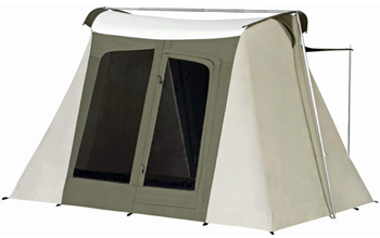 Kodiak Canvas Flex Bow Deluxe 8 Person Canvas Tent