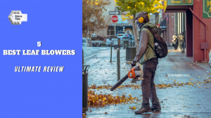 5 best leaf blower review