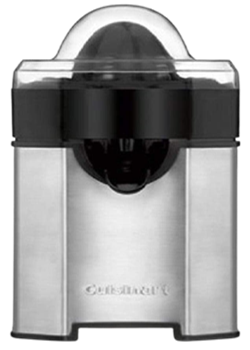 Cuisinart ccj500 pulp control citrus juicer brushed stainless 1
