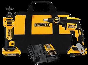 Dewalt dck275l drill impact combo kit
