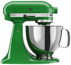 Kitchenaid artisan 5 quart stand mixer review