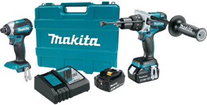 Makita lxph01cw lithium ion cordless hammer driver drill kit review