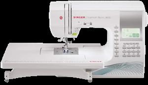 Singer 9960 quantum stylist 600 stitch computerized sewing machine review