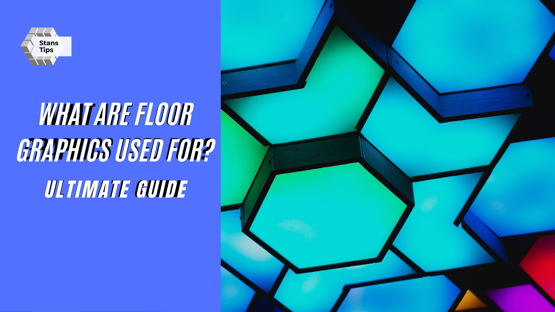 What Are Floor Graphics Used For