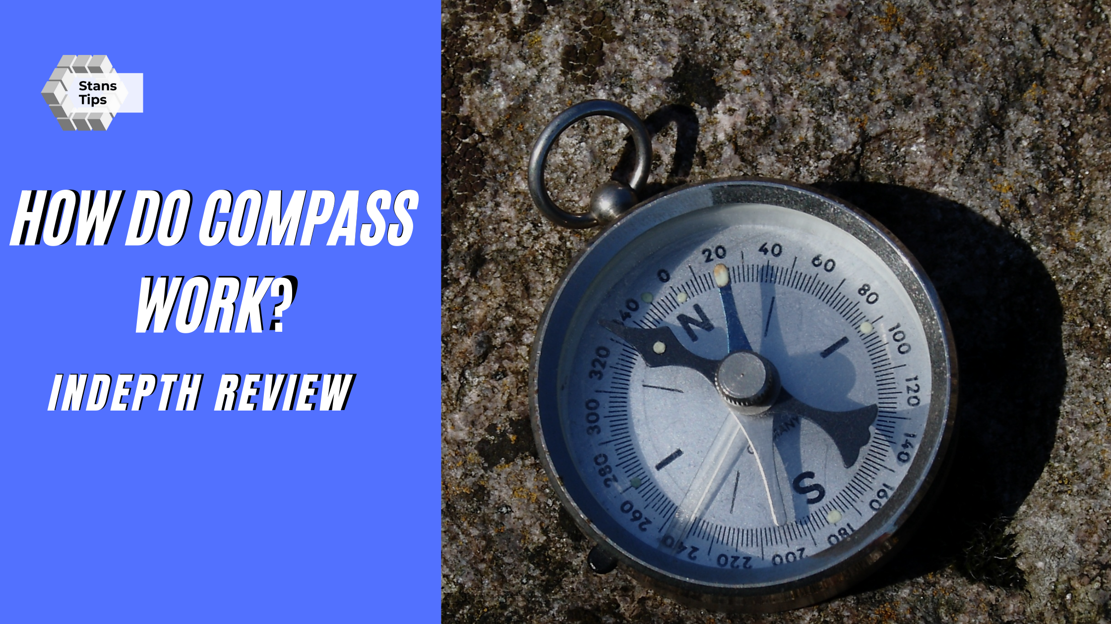How does compass work