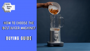 How to the best juicer machine