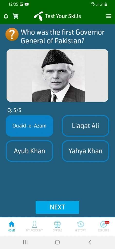 13 august 2021 telenor quiz question no 3 answer